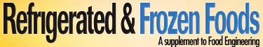 Refrigerated & Frozen Foods Logo