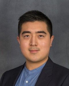 Edward Lin, account executive, DPR Group, Inc.