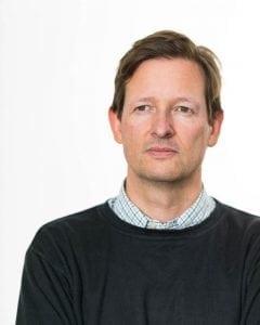 Simon Bunegar, SVP Marketing, CX North America